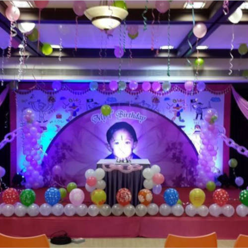 Party Decors in Madurai