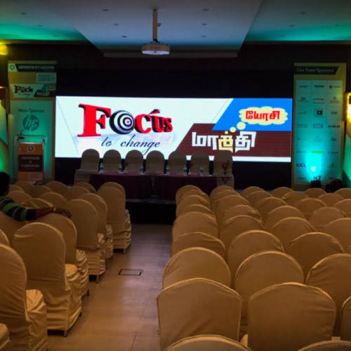 Event Hall Designers in Madurai