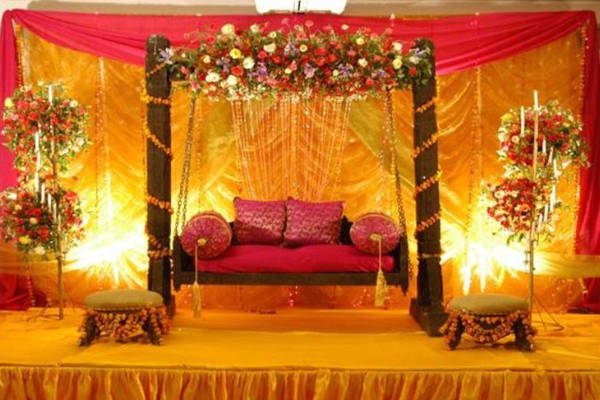 Lights Decoration For Wedding Hall