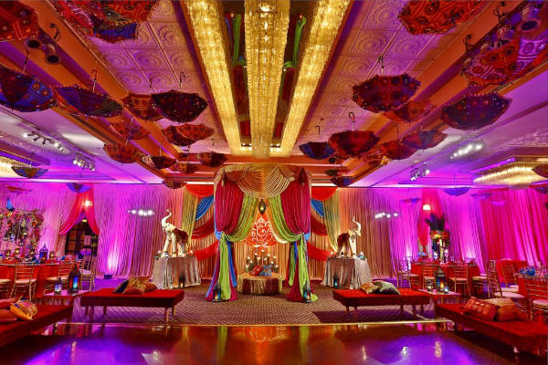 Flower Stage for Wedding Designer in Madurai
