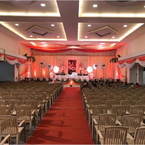 Wedding Stage Decorations in Madurai
